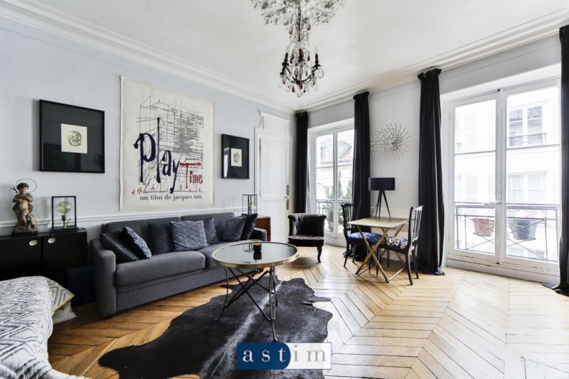 vente madeleine studio pied a terre 33m. Black Bedroom Furniture Sets. Home Design Ideas